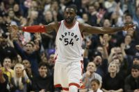 Raptors rout Atlanta in a franchise-record 44-point win