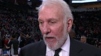 Gregg Popovich Pays Tribute To Craig Sager