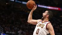 Report: Kevin Love was frustrated with move to center
