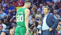 Stevens says Hayward's 'spirits were pretty positive' after surgery