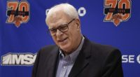 Sources: Knicks to part ways with Phil Jackson
